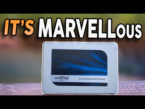 Crucial MX300 750GB SSD Review - Marvel the Marvell Controller