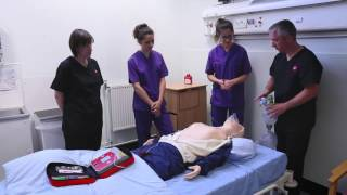 How to perform CPR - Clinical skills for student nurses