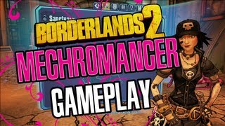 Borderlands 2 PC Mechromancer gameplay