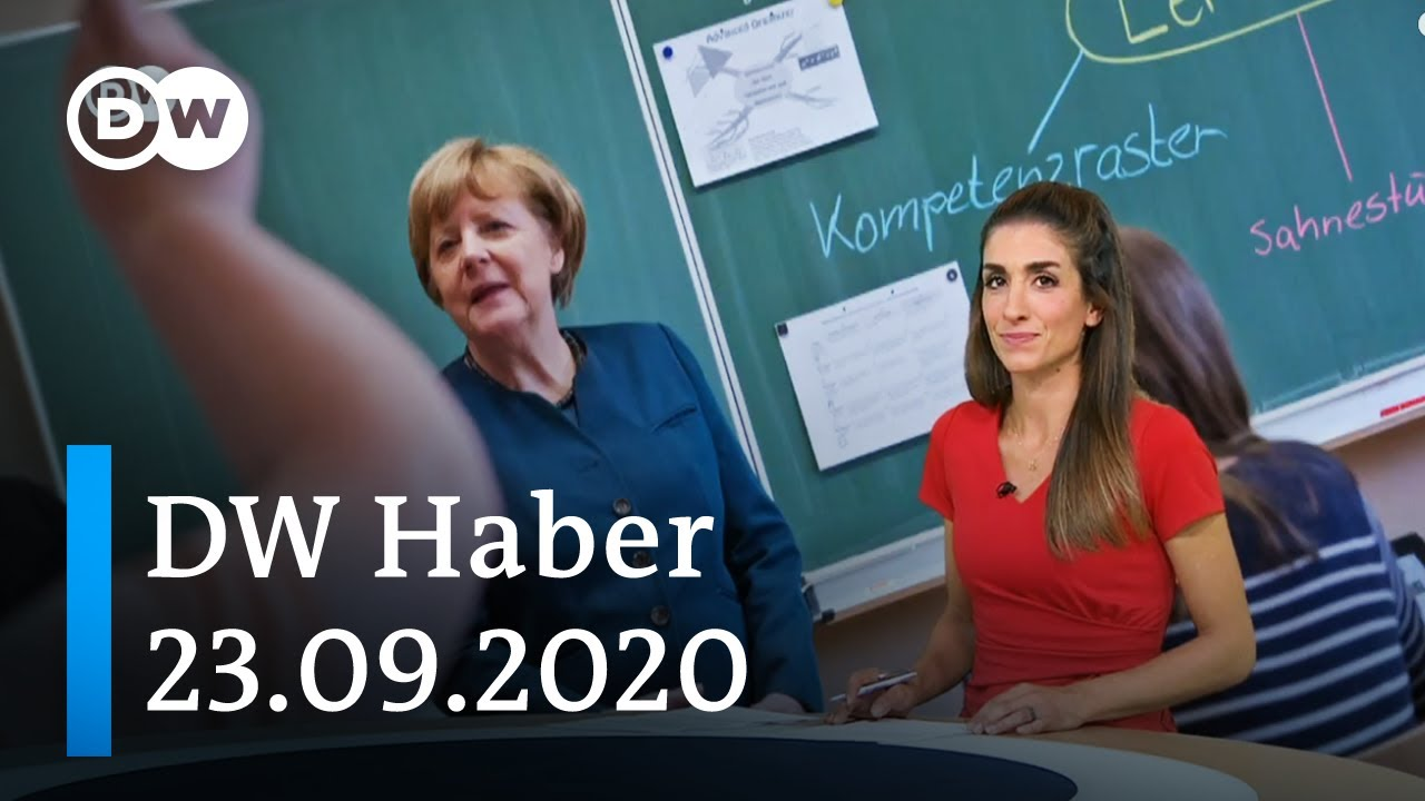 DW Haber - Almanya'dan pandemide dijital eğitim atağı
