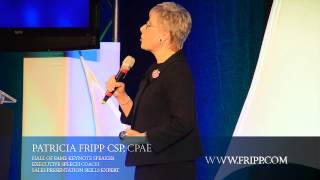 How to Close Your Presentation to Senior Management: Patricia Fripp Public Speaking Coach