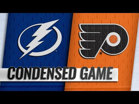 02/19/19 Condensed Game: Lightning @ Flyers