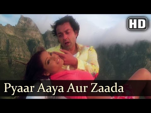 Pyaar Aaya Aur Zyada | Barsaat (2005) |...