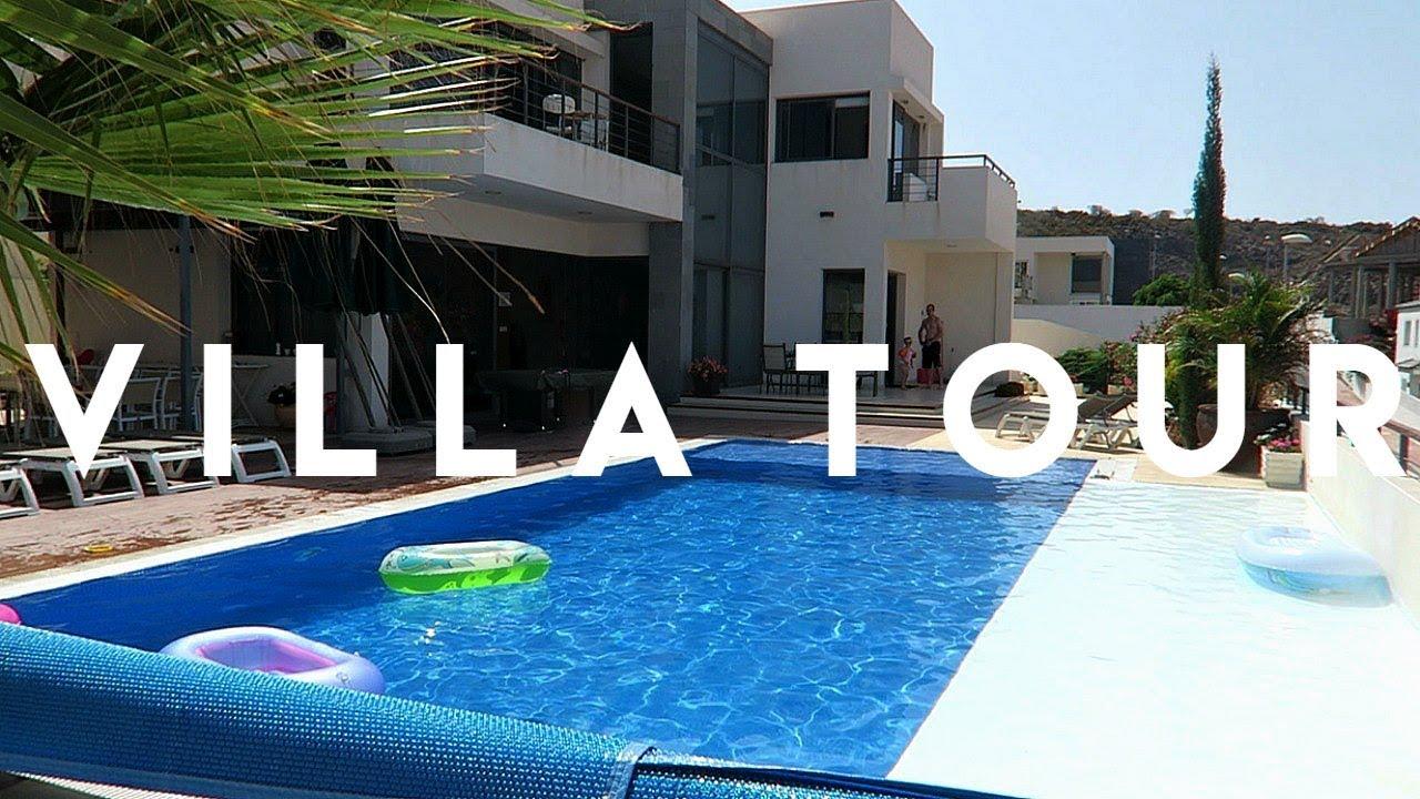 Tenerife Villa Tour Casa Flamboyant