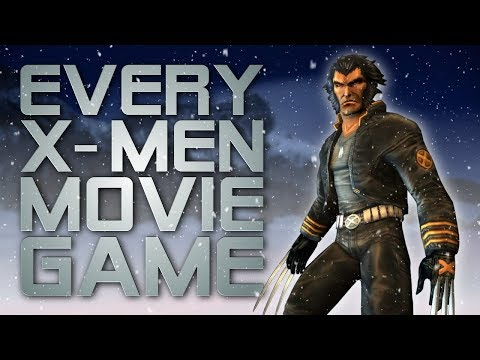 Every X-Men Movie Game Ranked And Reviewed