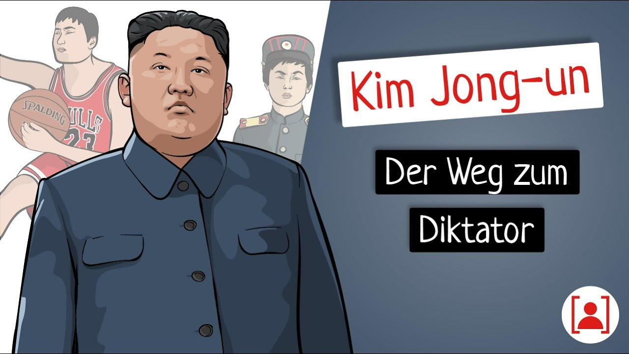 Bevor Kim Jong-un berühmt wurde… | KURZBIOGRAPHIE