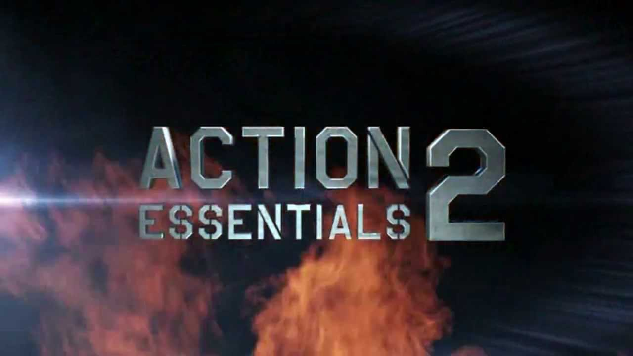 VIDEO COPILOT ACTION ESSENTIALS 2 720P