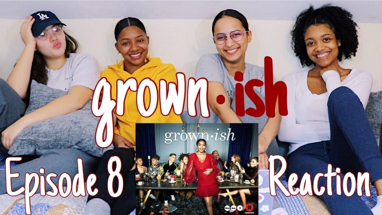 Download GROWN-ISH SEASON 2, EP  8 REACTION | FL4VAS