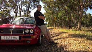 Lancia Delta Integrale Evoluzione 2: The Lovechild of Rally & Art