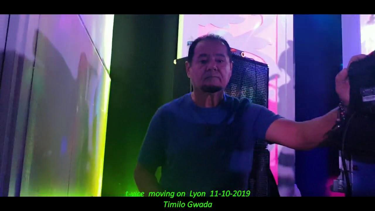 2 t vice  moving on  Lyon  11 10 2019