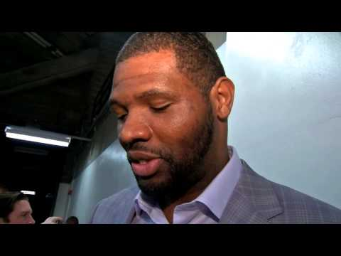 WDRB-TV: Walter McCarty on receiving