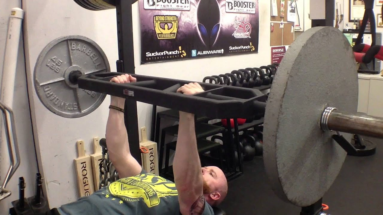 Swiss Bar Neutral Grip Bench Press Youtube
