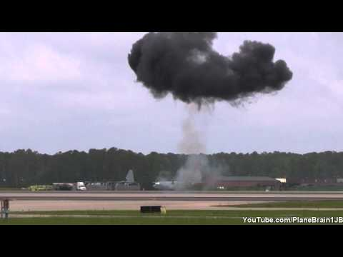 2012 MCAS Cherry Point Airshow - MAGTF Demo (Sunday)