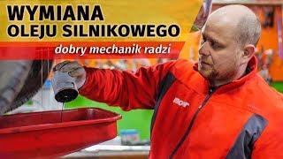 Dobry mechanik radzi - Samodzielna wymiana oleju silnikowego - PORADY