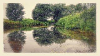 святой источник пророка Илии, Рязанская область, Шиловский район, село Ерахтур(потрясающее место по красоте попалось нам на пути к фестивалю