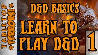 learn to play dd dd basics part 1 for absolute beginners