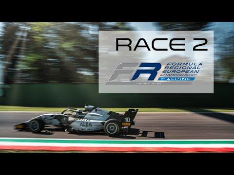 Race 2 - Imola - Formula Regional European Championship by Alpine