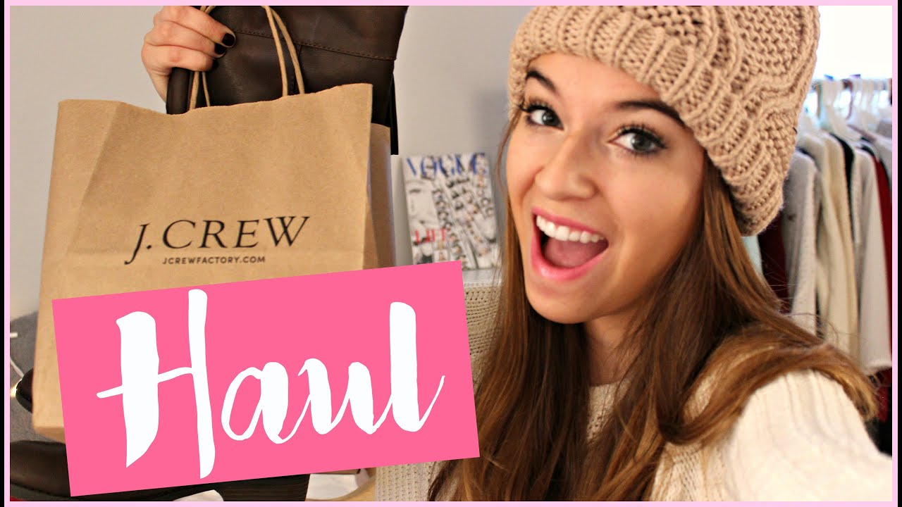 Fashion style Fashion Winter haul: hm and j. Crew for lady