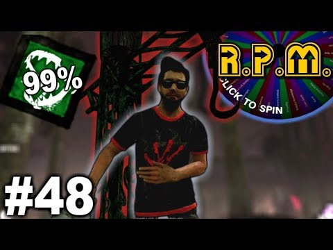 99% ANGRY BILLY - R.P.M Part.48 [Dead by Daylight]