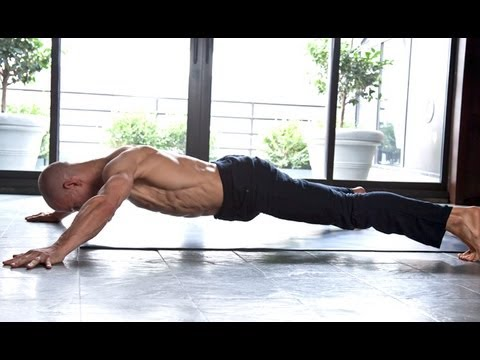 6-Pack Ab Workout by Equinox