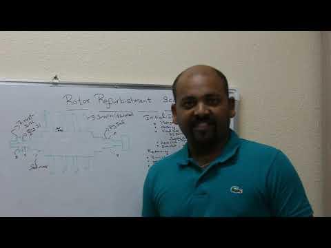 Rotor Repair Planning - Engineer Rotating Equipment's