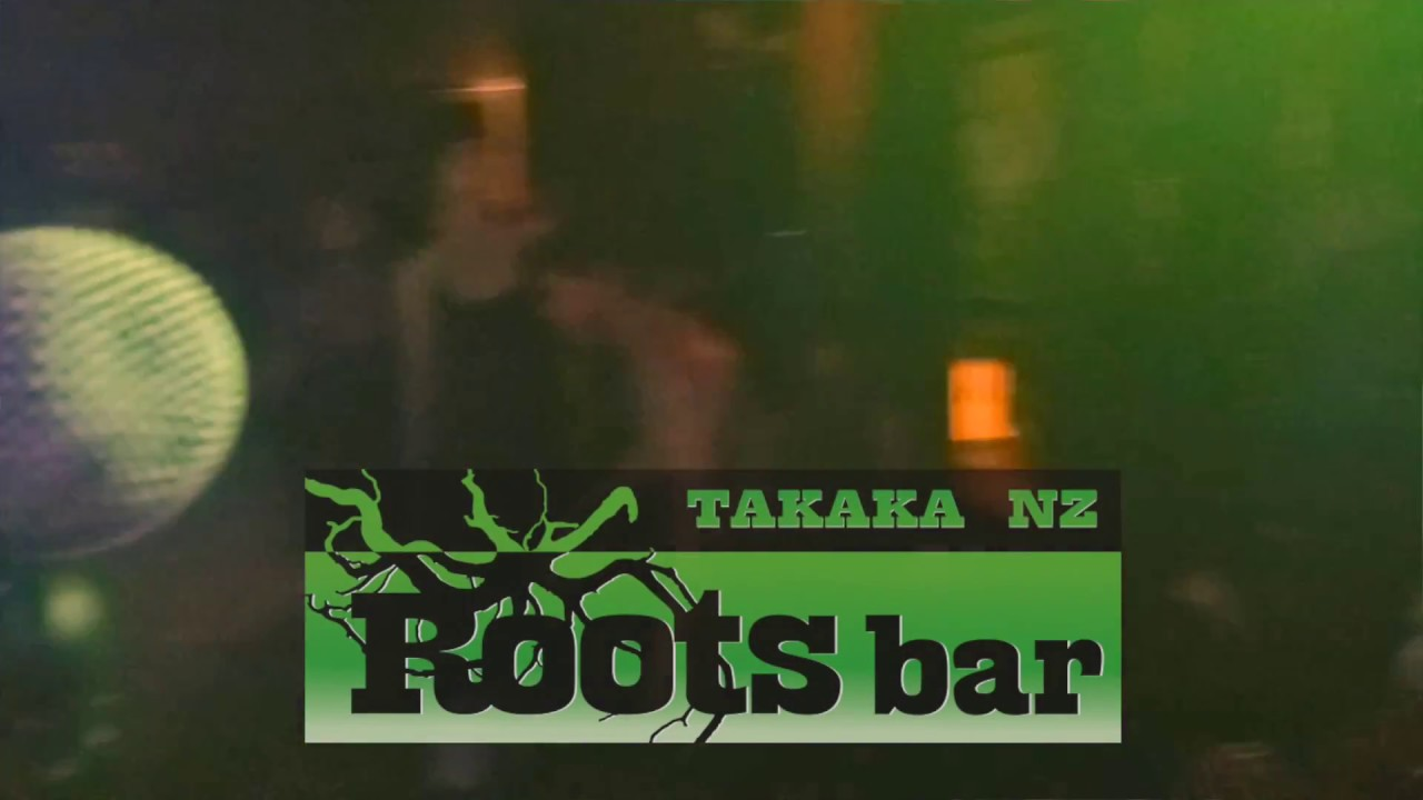 "Psychedelic Band in ""Roots Bar"" New Zealand"