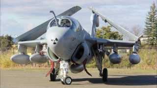 EA-6B Prowler flight to PCAM