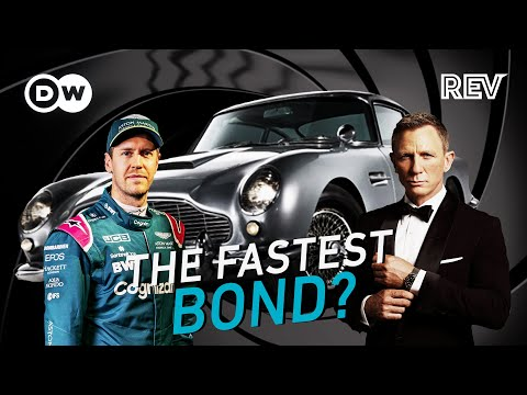 Why doesn't James Bond drive a Ferrari?