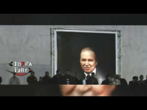 مفاجئة لكل الجزائريين وصلو الى قصر الرئيس بوتفليقة و شوف واش دارو