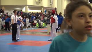 Mathew Tlucek Fight 1 Nationals 2019