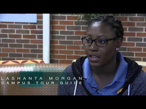 Toney Joseph TAMUC Campus Tours