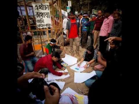 Shahbag The Uprising of Bangladesh