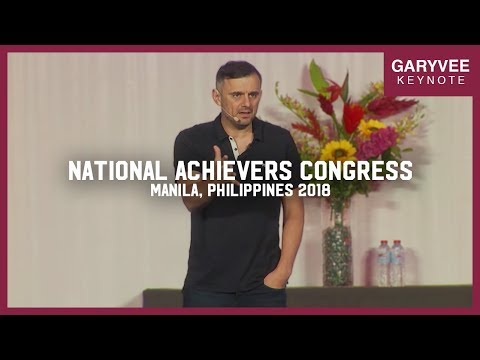 Practical Business and Marketing Advice for Dominating 2019 - Keynote at NAC - Philippines, 2018