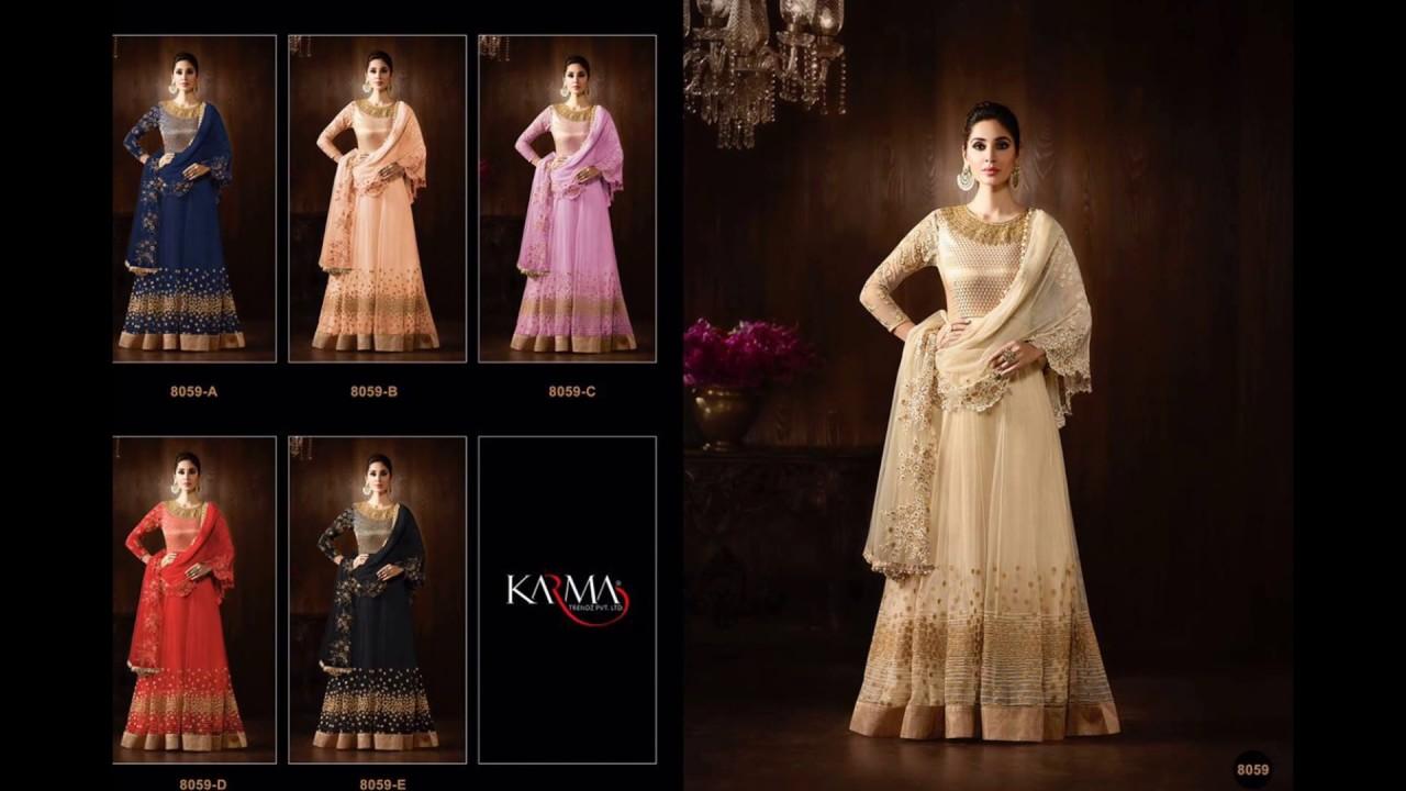 Karma Designer Ethnic Wear Dresses Shopping Online