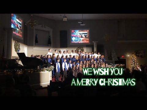 Christmas Stories by Granite Baptist School 2018