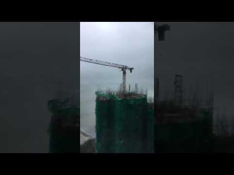 Miami de bastado por Irma