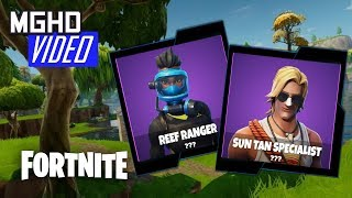 THESE LEAKED FORTNITE SKINS COME IN NOW AND A FEW WEEKS IN THE SHOP! -FORNITE LEAKS