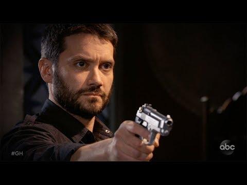 GENERAL HOSPITAL Spoilers — Will Dante Shoot Sonny?