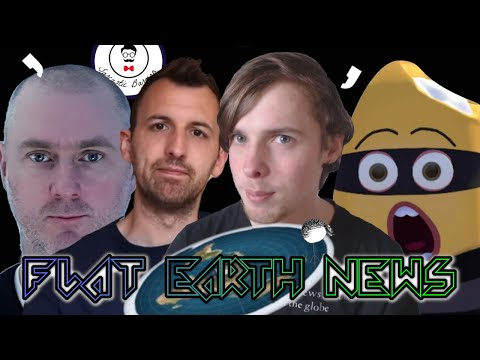 1 Year of Flat Earth News & 5,000 Subscribers (with SciManDan, Conspiracy Catz, and more) thumbnail