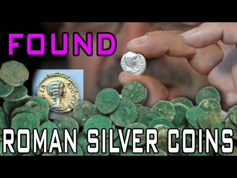Found Ancient Roman Silver Coins Changes History