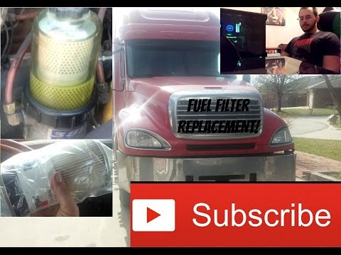 2006 Freightliner Fuel Filter