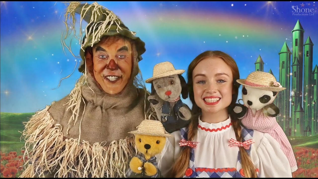 The Wizard Of Oz Lighthouse Theatre Kettering Youtube