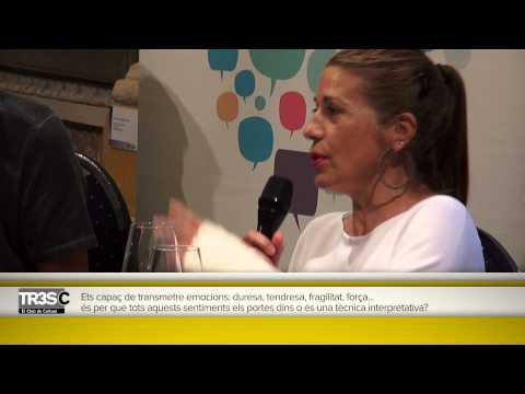 Vis à Vis TR3SC amb Emma Vilarasau