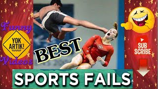 Best Funny SPORTS FAILS Compilation & Funny Vine