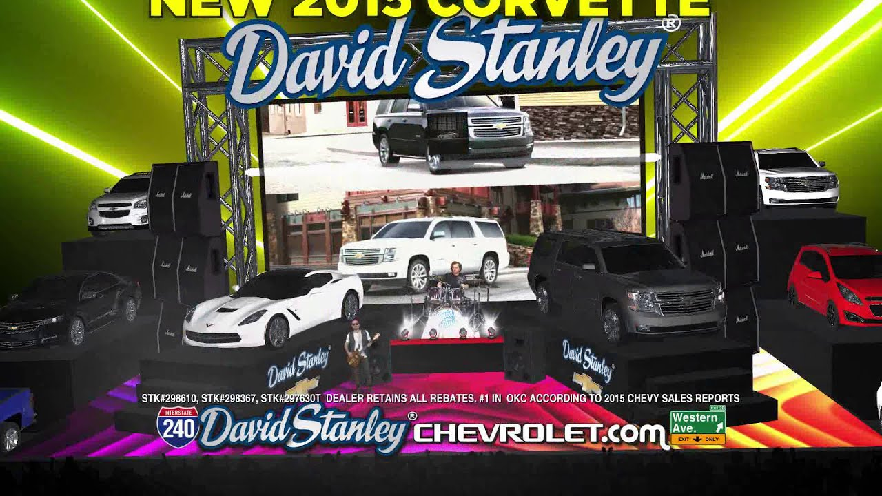 David Stanley Chevrolet of OKC Overstocked Sale