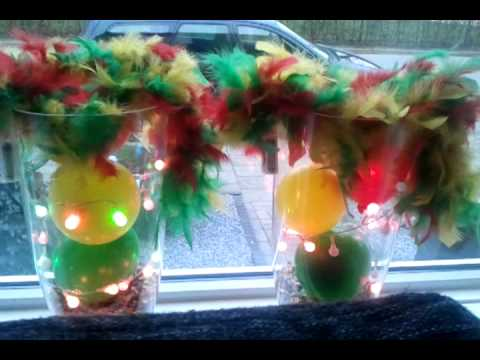 Carnavalsversiering van sandra youtube for Ballonnen versiering zelf maken