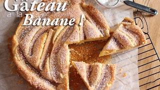Gâteau à la banane : Recette pour le goûter  ;)