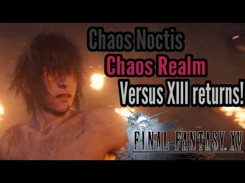 Final Fantasy XV Omen trailer reaction, story review and cutscene breakdown