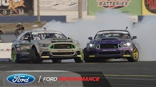 Mustang v. Mustang | Formula DRIFT Seattle | Ford Performance