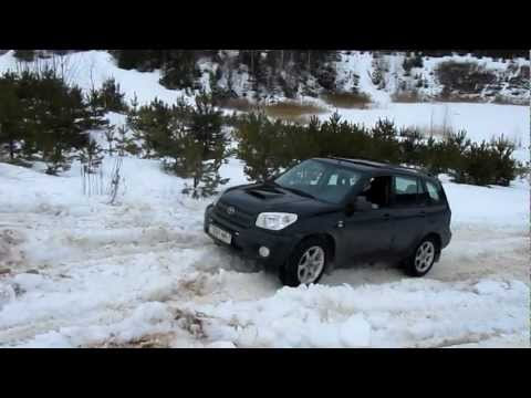 04.03.2012 - onliner 4x4 - 5/5 - Nissan Patrol, Toyota Rav4, Suzuki Grand Vitara